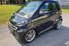 2013' Smart Fortwo Coupe Brabus Xclusive