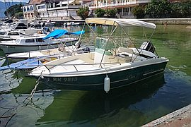 2001' Arkos 517 open limited