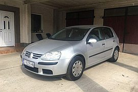 2006' Volkswagen Golf V