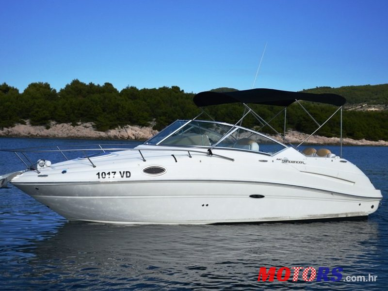 2008 Sea Ray 240 SUNDANCER in Sibenik-Knin, Croatia