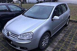 2008' Volkswagen Golf V