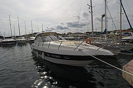 2006' Sessa Marine Oyster C 42 HARD TOP