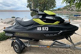 2012' Sea Doo RXT 260 RS
