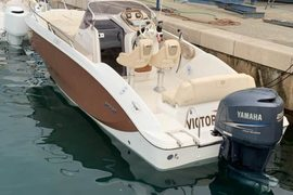 2010' Sessa Marine Key Largo 24