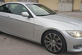 2010' BMW Serija 3 Coupe 320D