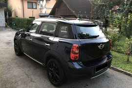 2015' Mini Countryman All4