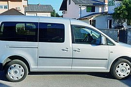 2014' Volkswagen Caddy