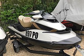 2010' Sea Doo Speedster 255