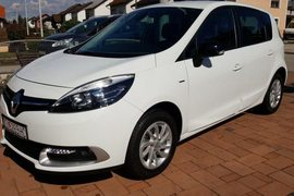 2016' Renault Scenic 1.5 Dci Limited