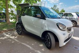 2015' Smart Fortwo Coupe Smart Fortwo 1