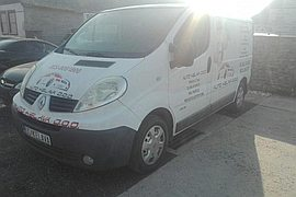 2007' Renault Trafic 2,0 Dci