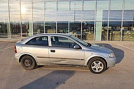 2000' Opel Astra Coupe 1.6