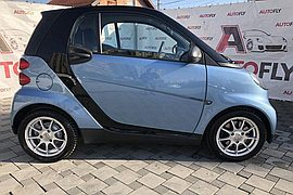 2012' Smart Fortwo Coupe Smart Fortwo Cdi