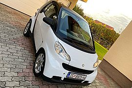 2007' Smart Fortwo Coupe Pulse Softip