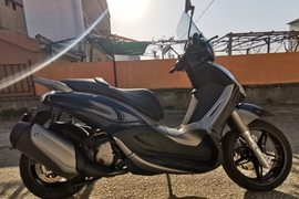 2014' Piaggio Beverly 350 ABS ASR