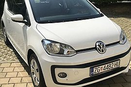 2017' Volkswagen Up! 1,0