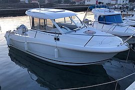 2010' Jeanneau Merry fisher 725