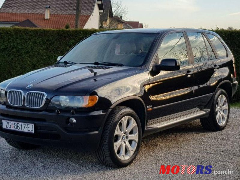 2004 39 bmw x5 3 0 d for sale 8 950 zagreb county croatia. Black Bedroom Furniture Sets. Home Design Ideas