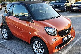 2018' Smart Fortwo Coupe Smart Fortwo