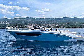 2019' Sessa Marine Key Largo 27