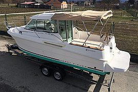 2008' Jeanneau Merry fisher 705