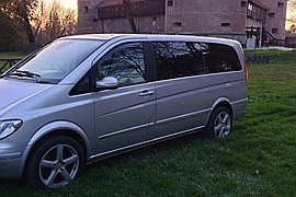 2009' Mercedes-Benz Viano