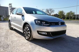2014' Volkswagen Polo 1,4 Tdi Bmt