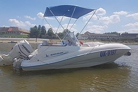 2006' Quicksilver 505 COMMANDER