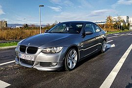 2008' BMW Serija 3 Coupe 320Cd