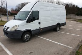 2008' Iveco Daily 35c15