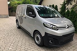 2019' Citroen Jumpy