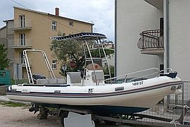 2010' WAV Gliser proline 550 way marine
