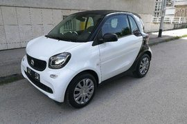 2016' Smart Fortwo Coupe Fortwo