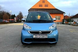 2013' Smart Fortwo Hybrid Softouch