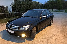 2008' Mercedes-Benz C-Klasa 320 Cdi 4Matic