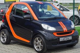 2007' Smart Fortwo Coupe 1.0I