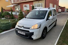 2012' Citroen Berlingo 1,6 Hdi Seduction