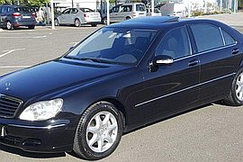 2004' Mercedes-Benz S Klasa 500 4Matic
