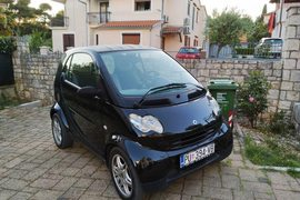 2005' Smart Fortwo Pulse Softip