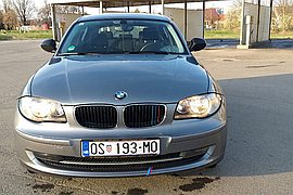 2010' BMW 1 Series 5 Door