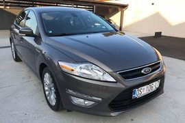 2012' Ford Mondeo 1,6 Tdci