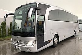 2011' Mercedes-Benz Travego 15 RHD