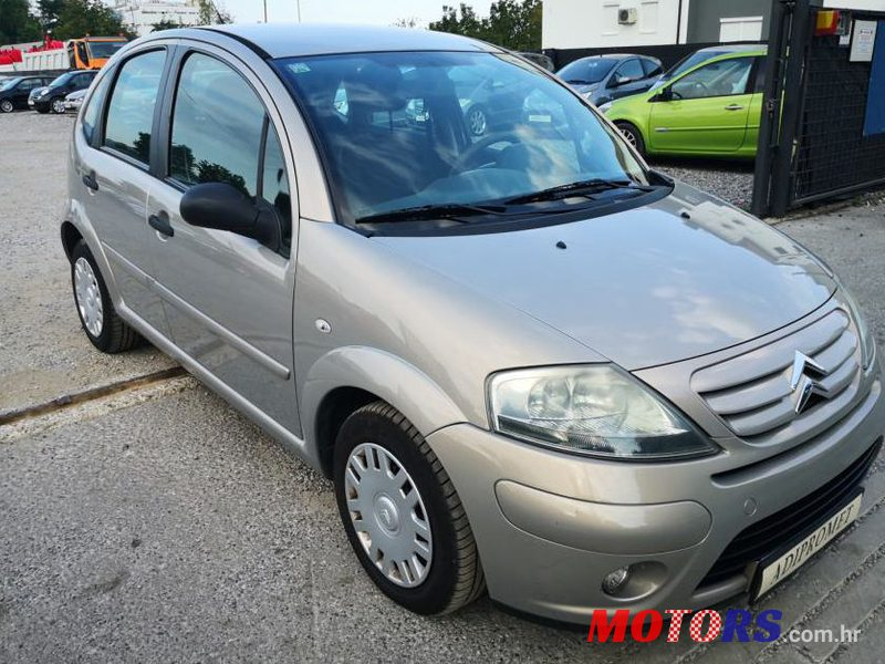 2008 Citroen C3 1,4 I in Zagreb City, Croatia