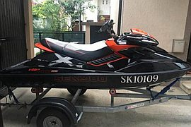 2010' Sea Doo RXP-X 255 RS