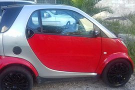 2003' Smart Fortwo Forfortwo