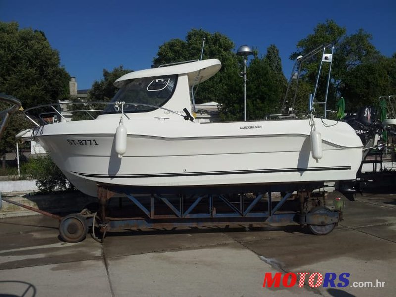 2013 Quicksilver Pilothouse 640 in Split-Dalmatia, Croatia