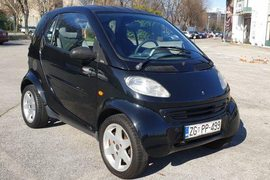 2002' Smart Fortwo Coupe Pure