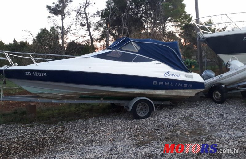 1996' Bayliner Capri Cuddy 2052 for sale - €4,800  Zagreb