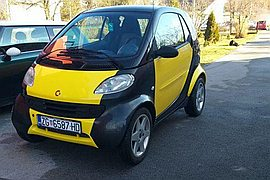 2002' Smart Fortwo Coupe Pulse