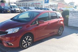 2014' Nissan Note